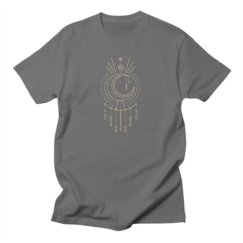 Moon Child Totem Men's T-Shirt by Crystalline Light