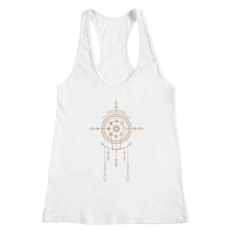 Moon Cycle Totem Women's Tank by Crystalline Light