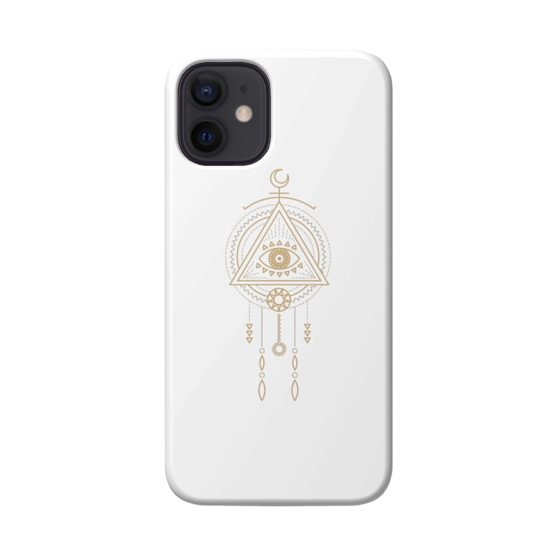 Magical Third Eye Totem Accessories Phone Case by Crystalline Light