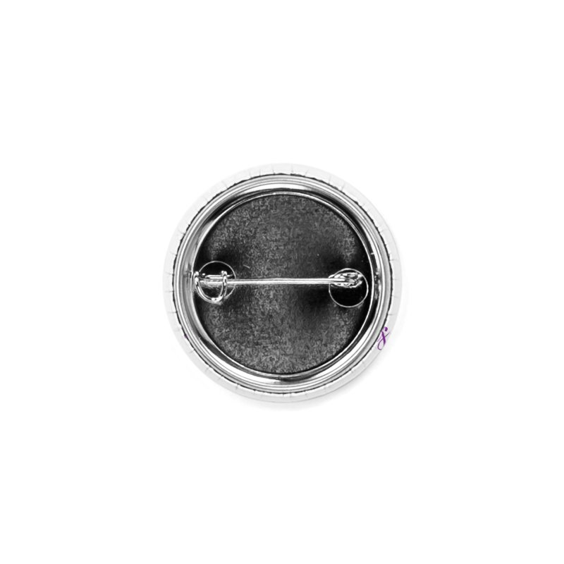 Powered by Crystals Accessories Button by Crystalline Light