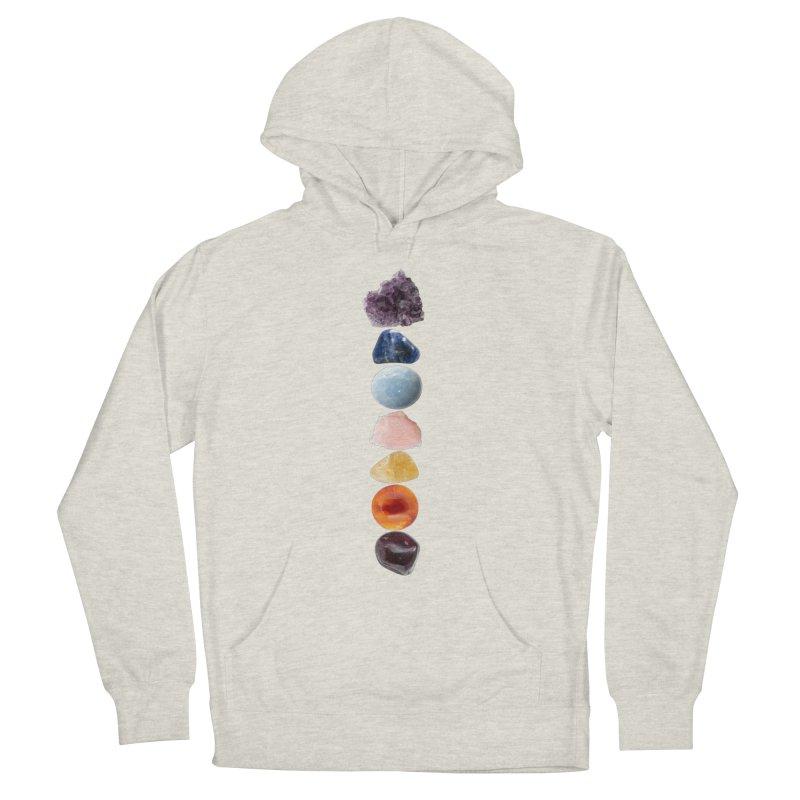Chakra Balance Men's Pullover Hoody by Crystalline Light