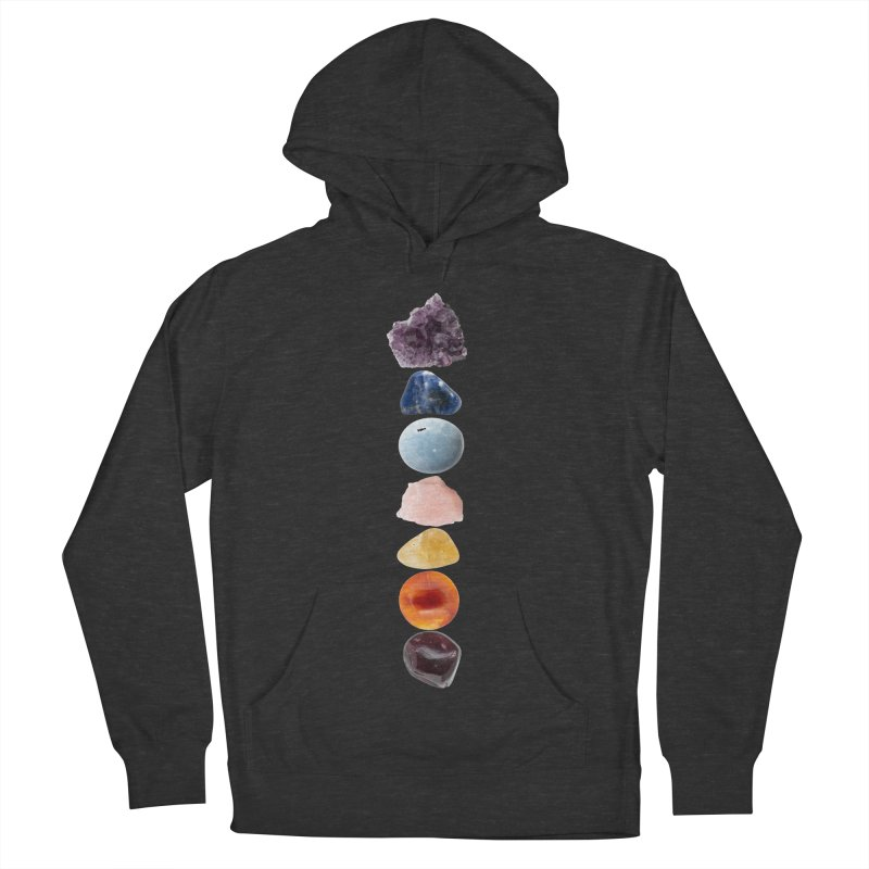 Chakra Balance Women's French Terry Pullover Hoody by Crystalline Light