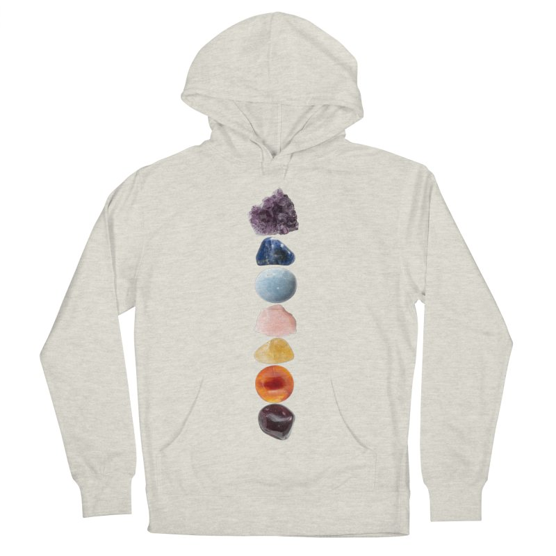 Chakra Balance Men's Pullover Hoody by Crystalline Light