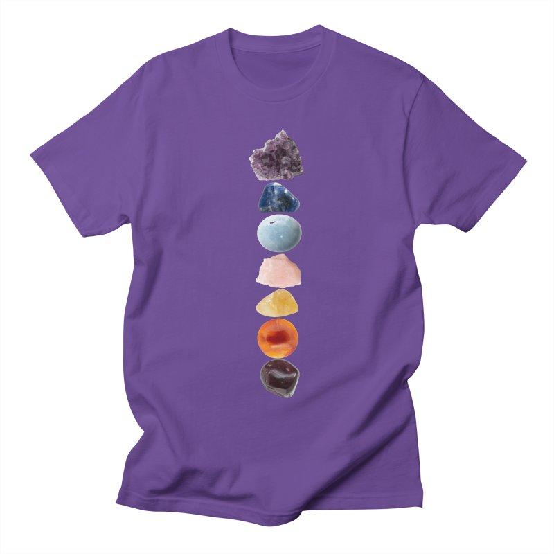 Chakra Balance Women's Regular Unisex T-Shirt by Crystalline Light