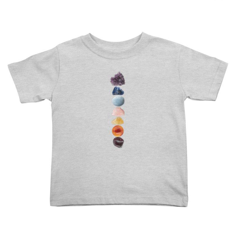 Chakra Balance Kids Toddler T-Shirt by Crystalline Light