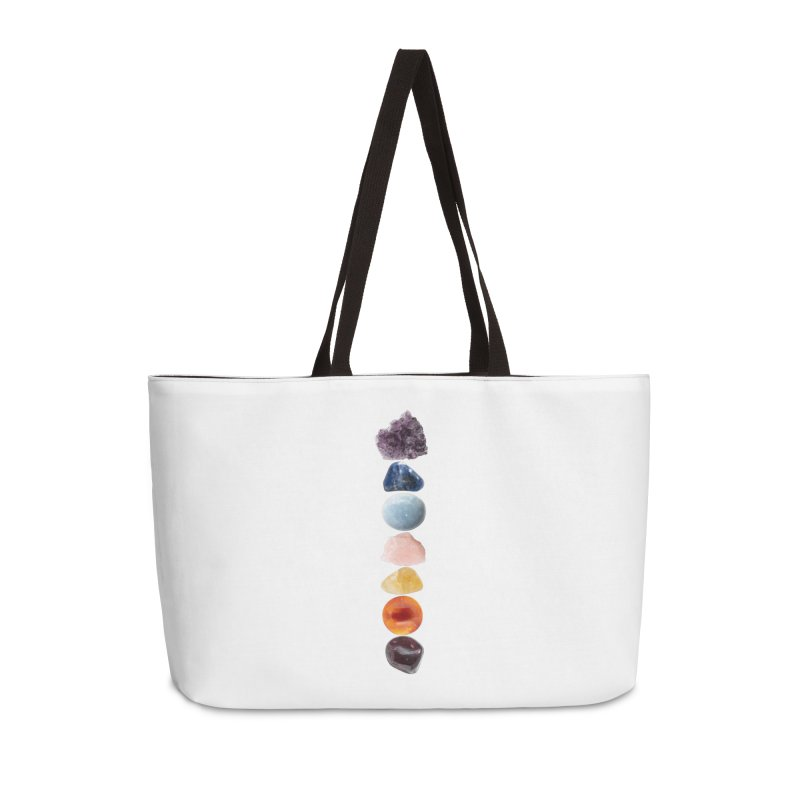 Chakra Balance Accessories Bag by Crystalline Light