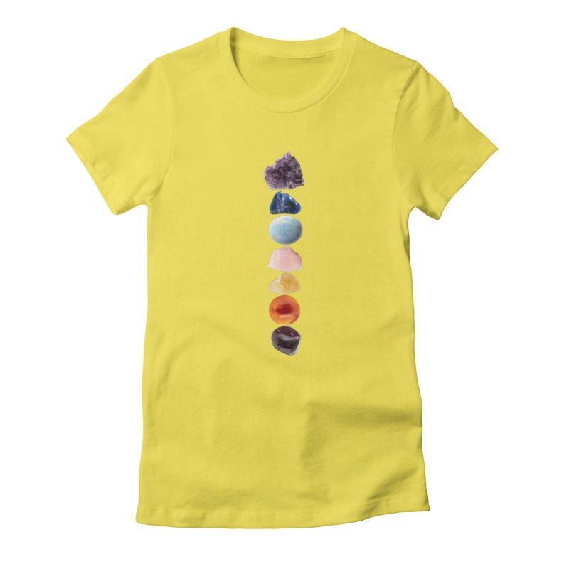 Chakra Balance Women's T-Shirt by Crystalline Light