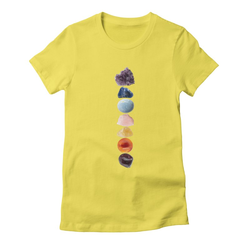 Chakra Balance Women's T-Shirt by Crystalline Light