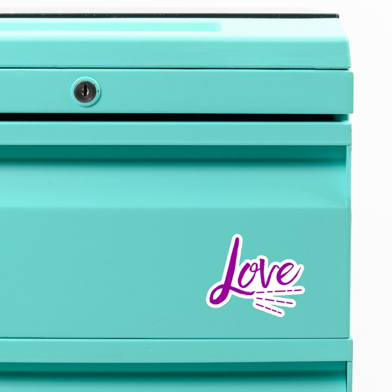 Love Accessories Magnet by Crystalline Light