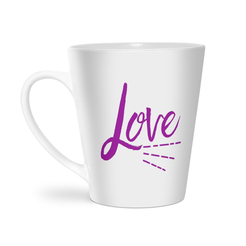 Love Accessories Latte Mug by Crystalline Light
