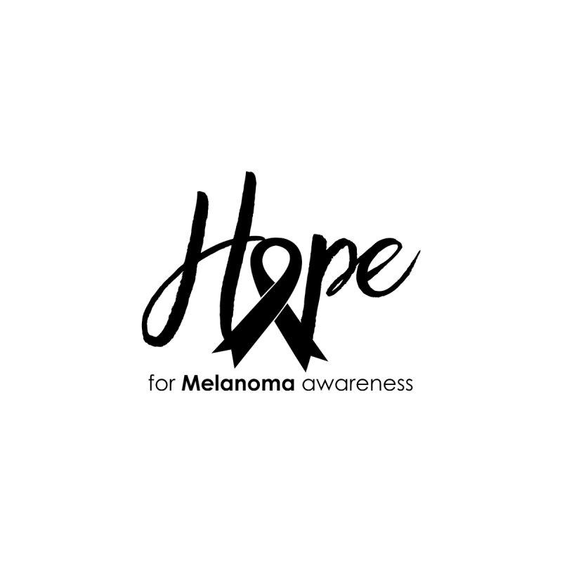 Hope - For Melanoma Awareness Women's Tank by Crystalline Light
