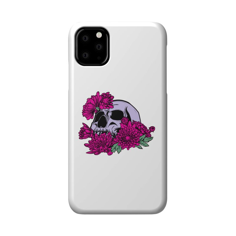 Beautiful Death Pink Accessories Phone Case by Cryste's Artist Shop