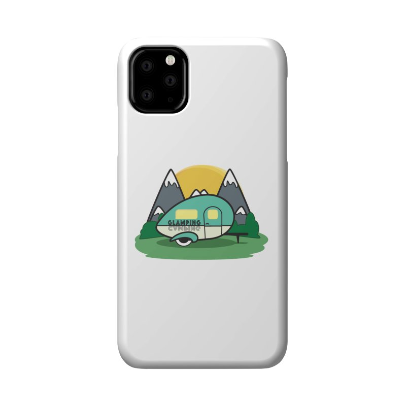 Glamping!! Accessories Phone Case by Cryste's Artist Shop