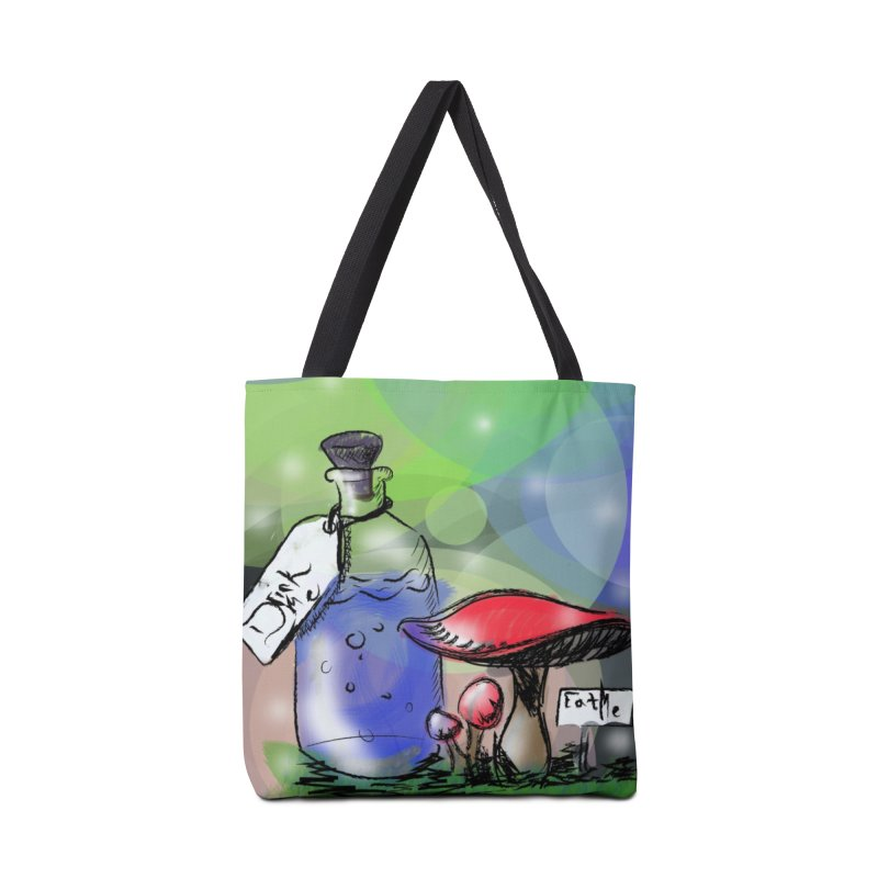 AliWon Accessories Tote Bag Bag by Cryste's Artist Shop