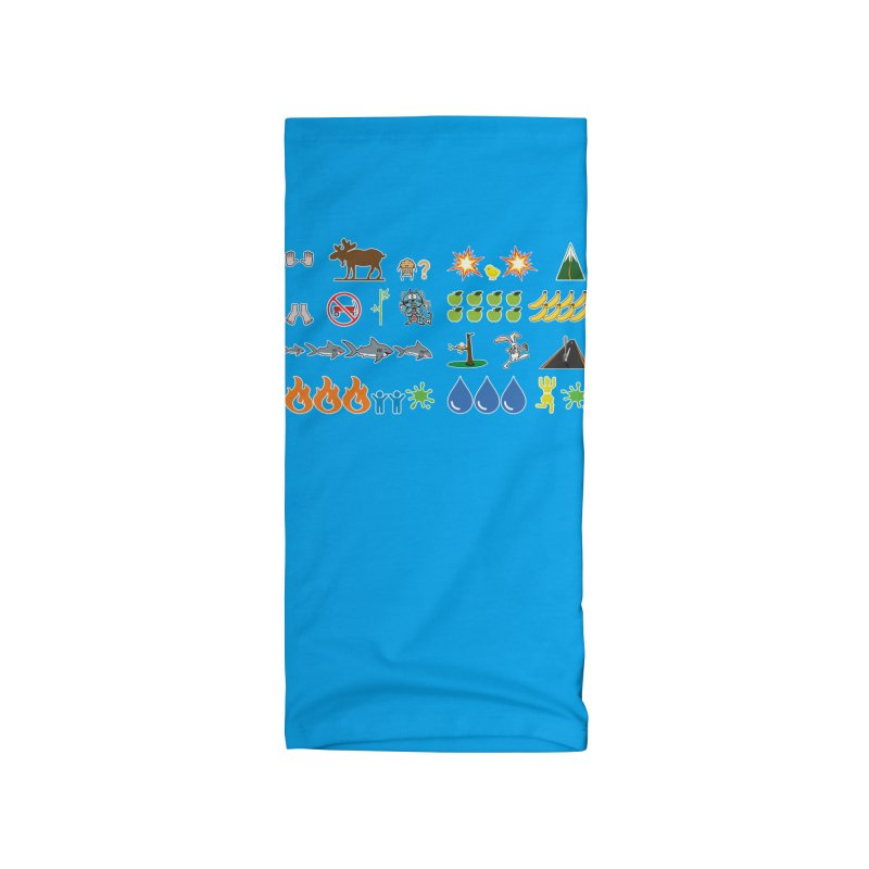 CSA Song Icons Accessories Neck Gaiter by Camp St. Andrews