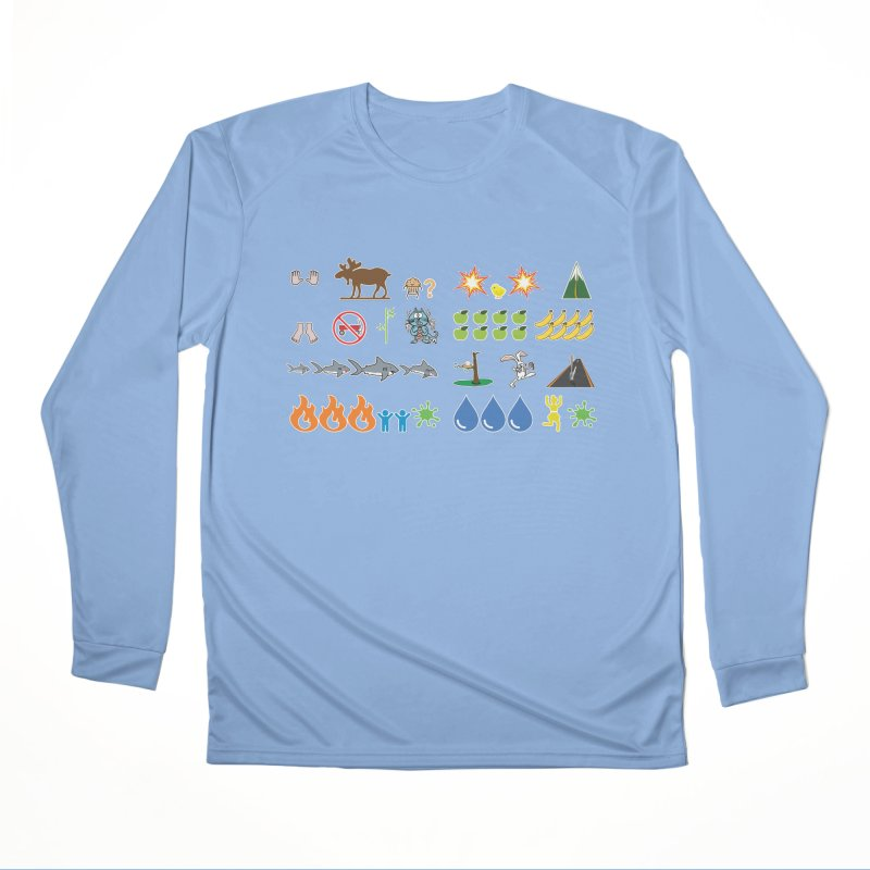 CSA Song Icons Men's Longsleeve T-Shirt by Camp St. Andrews