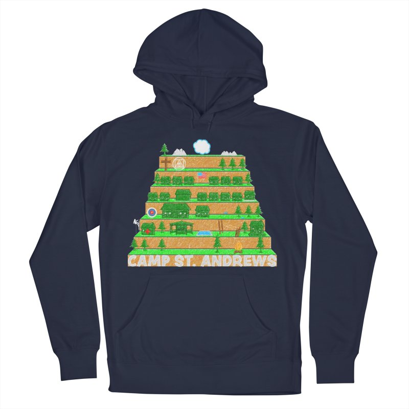 Stairs (color) Women's Pullover Hoody by Camp St. Andrews