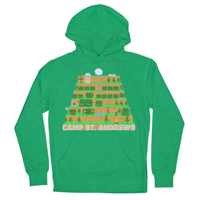 Stairs (color) Men's Pullover Hoody by Camp St. Andrews