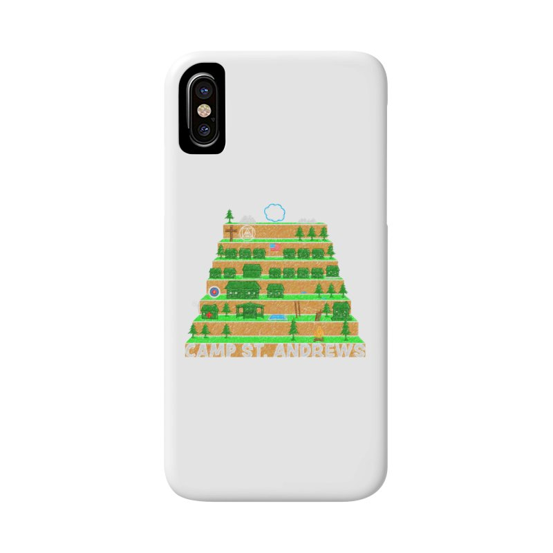 Stairs (color) Accessories Phone Case by Camp St. Andrews