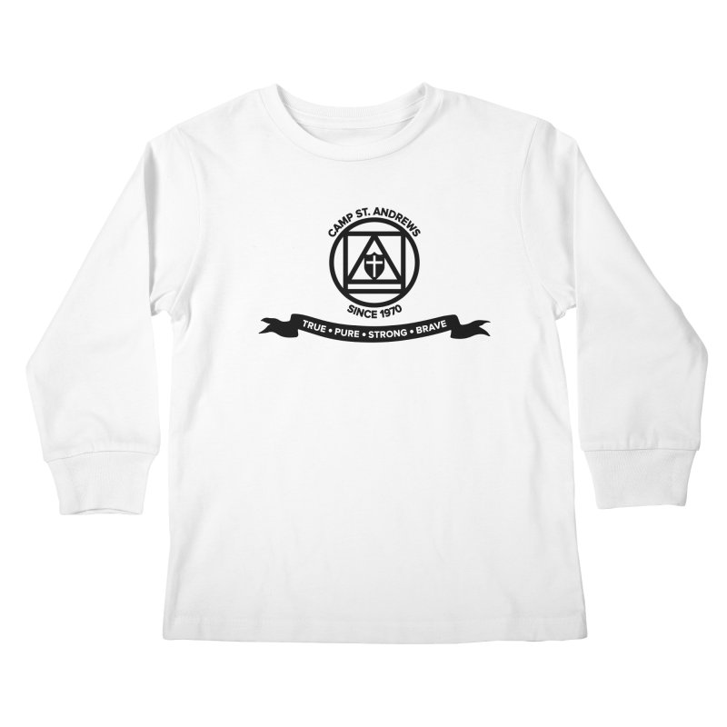 CSA Emblem (black)   by Camp St. Andrews