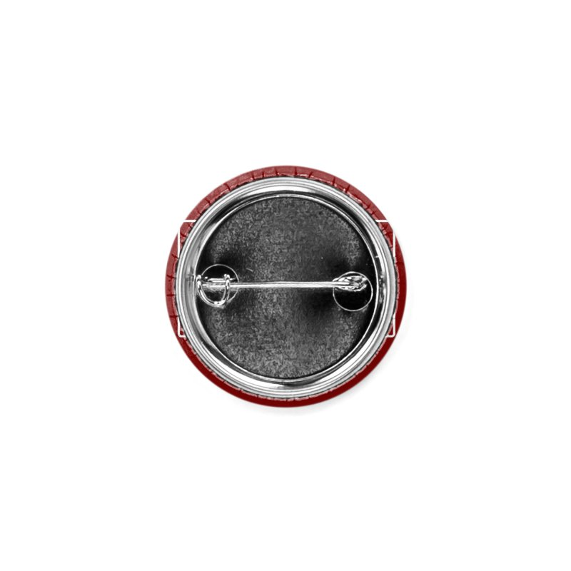 Announcements (white) Accessories Button by Camp St. Andrews