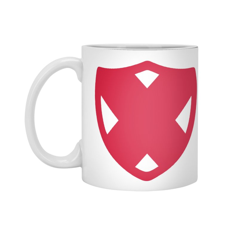 Shield Accessories Standard Mug by Camp St. Andrews