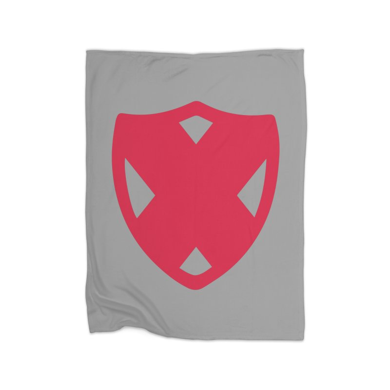 Shield Home Fleece Blanket Blanket by Camp St. Andrews