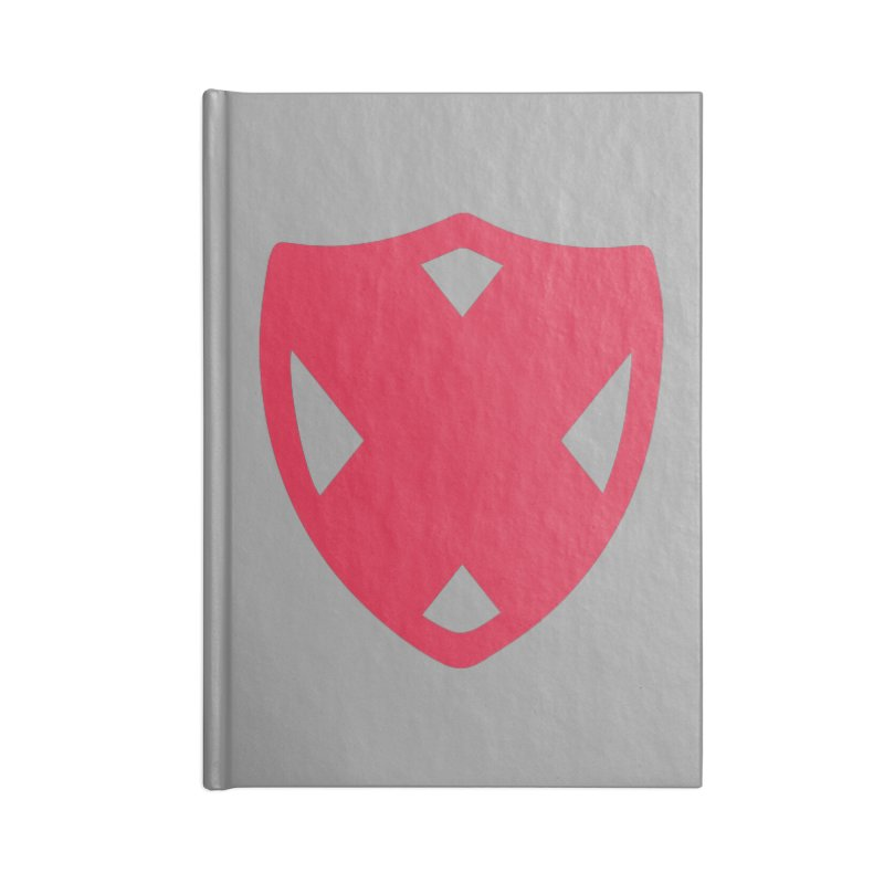 Shield Accessories Lined Journal Notebook by Camp St. Andrews