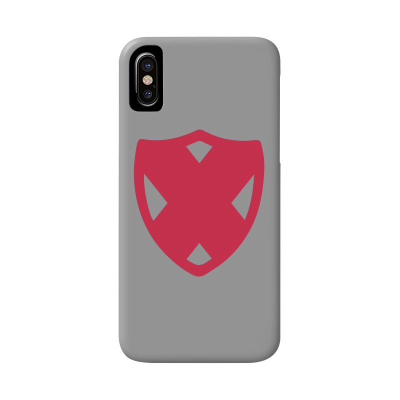 Shield Accessories Phone Case by Camp St. Andrews