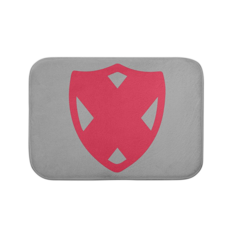 Shield Home Bath Mat by Camp St. Andrews