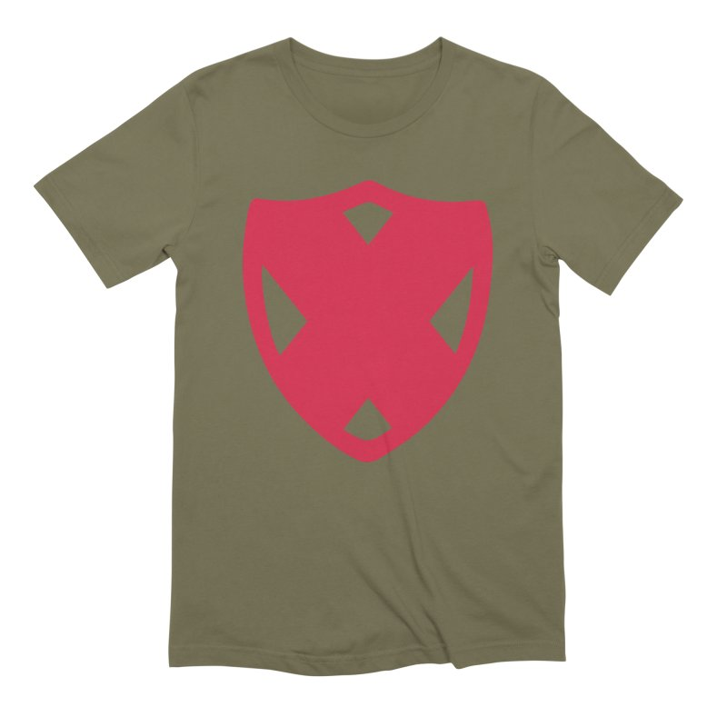 Shield Men's Extra Soft T-Shirt by Camp St. Andrews