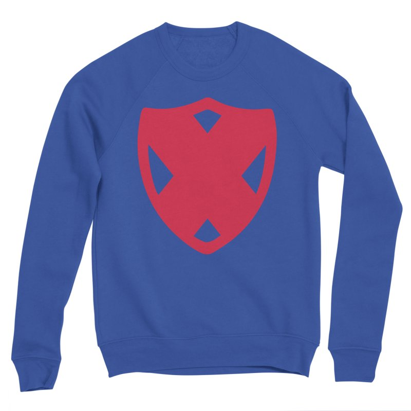 Shield Men's Sweatshirt by Camp St. Andrews