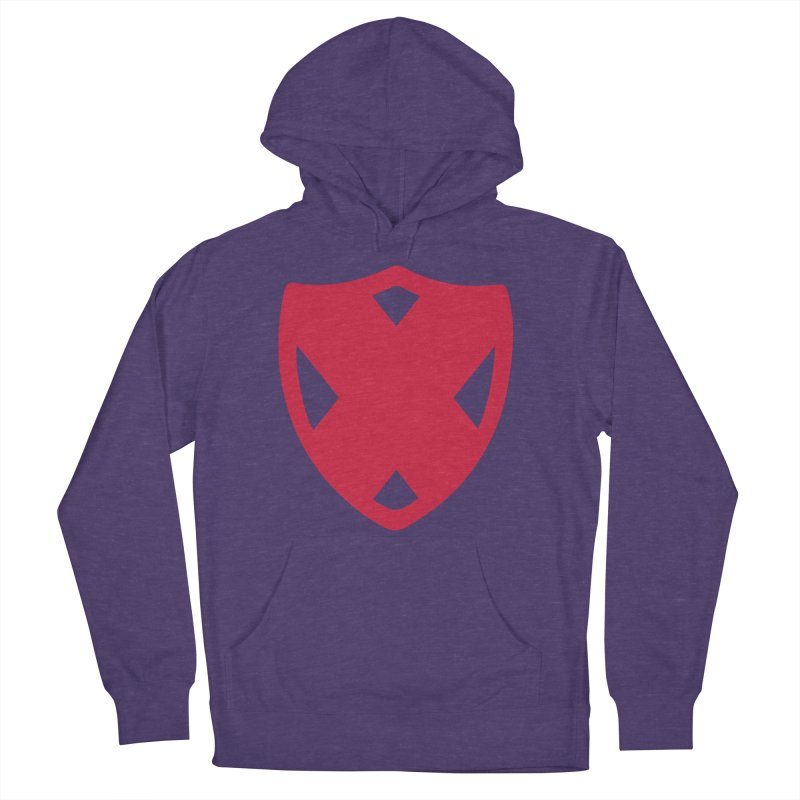 Shield Men's French Terry Pullover Hoody by Camp St. Andrews
