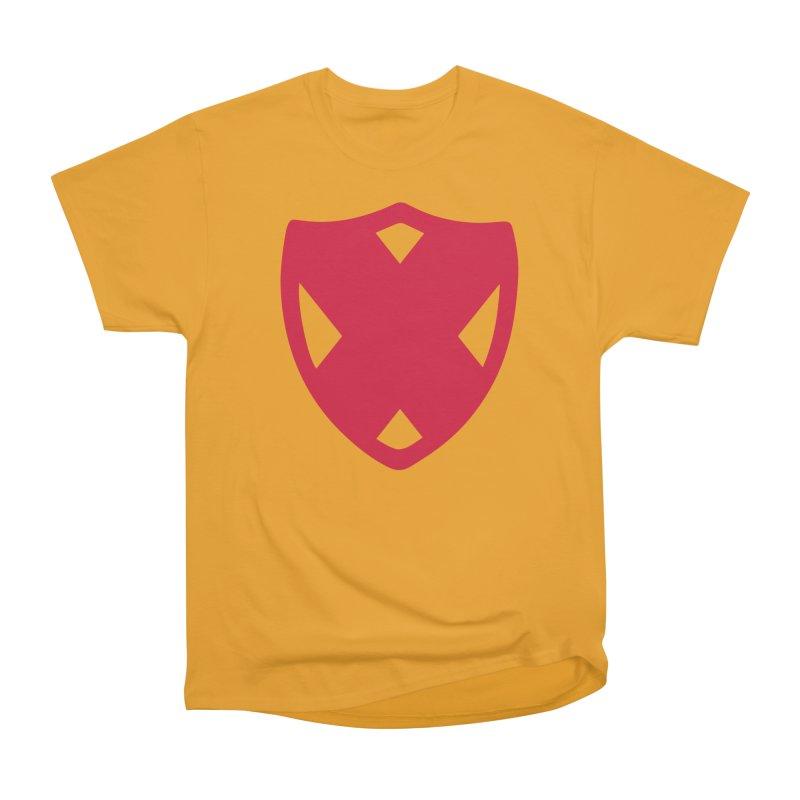 Shield Women's Heavyweight Unisex T-Shirt by Camp St. Andrews