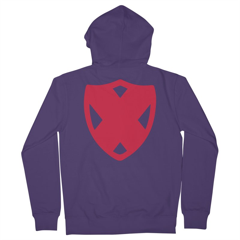Shield Women's French Terry Zip-Up Hoody by Camp St. Andrews