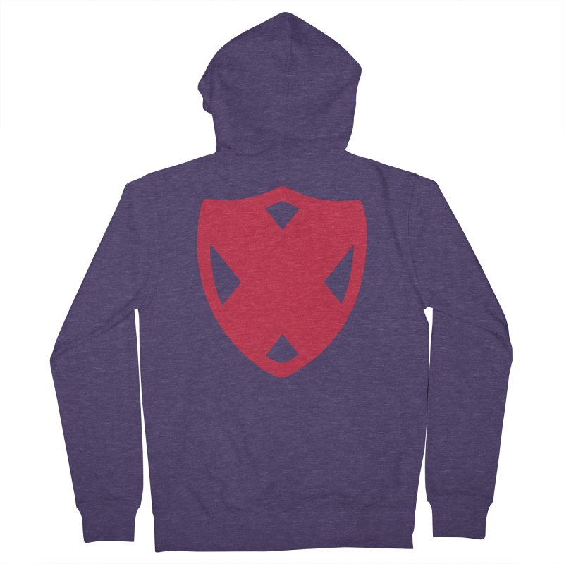 Shield Men's Zip-Up Hoody by Camp St. Andrews