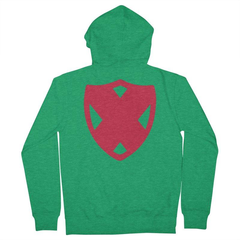Shield Men's Zip-Up Hoody by Camp St. Andrews