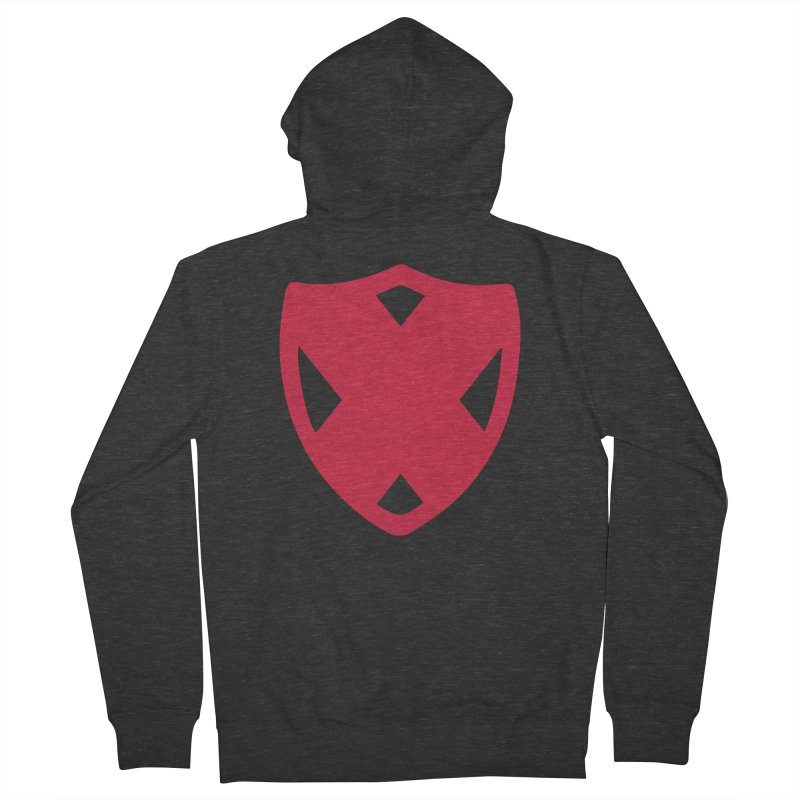 Shield Men's French Terry Zip-Up Hoody by Camp St. Andrews