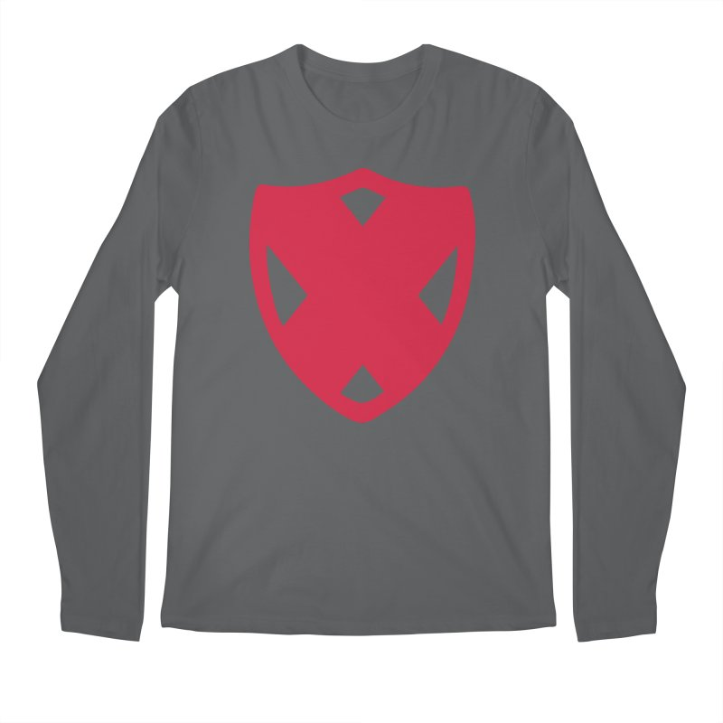 Shield Men's Longsleeve T-Shirt by Camp St. Andrews