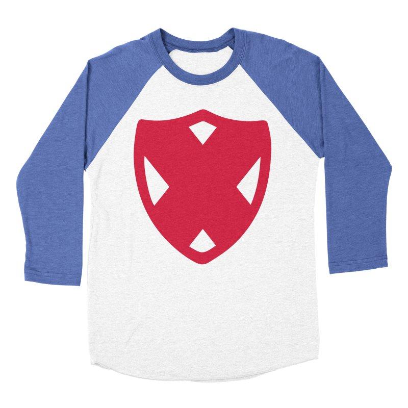 Shield Women's Baseball Triblend T-Shirt by Camp St. Andrews