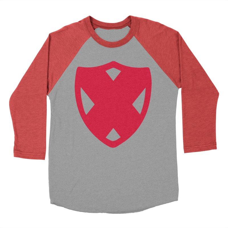Shield Women's Baseball Triblend Longsleeve T-Shirt by Camp St. Andrews