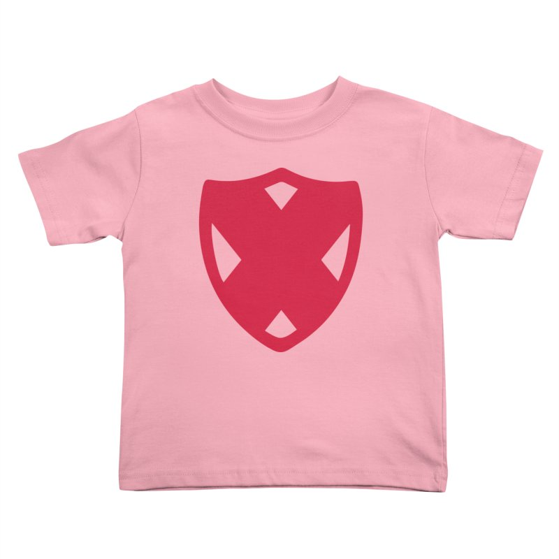Shield Kids Toddler T-Shirt by Camp St. Andrews