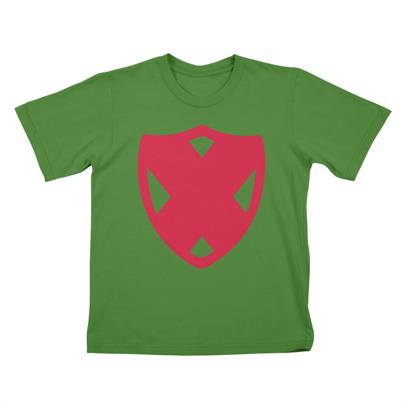 Shield Kids T-shirt by Camp St. Andrews