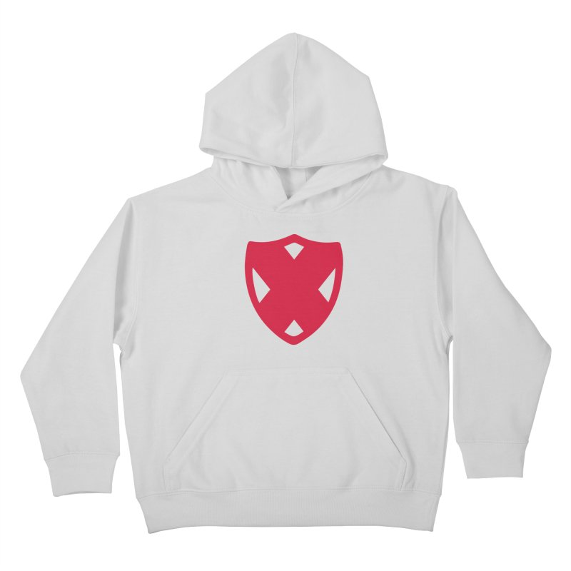 Shield Kids Pullover Hoody by Camp St. Andrews