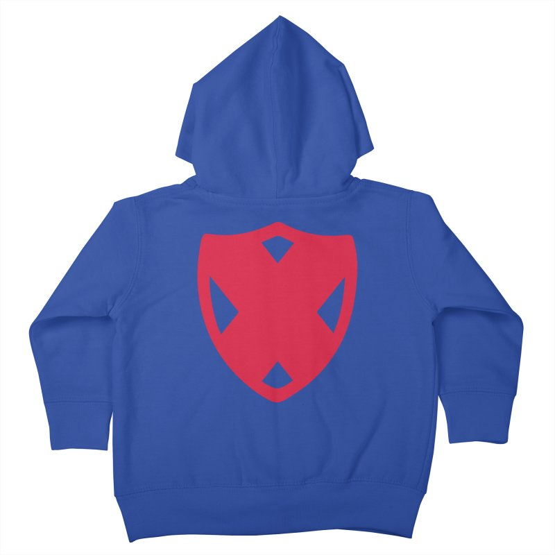 Shield Kids Toddler Zip-Up Hoody by Camp St. Andrews