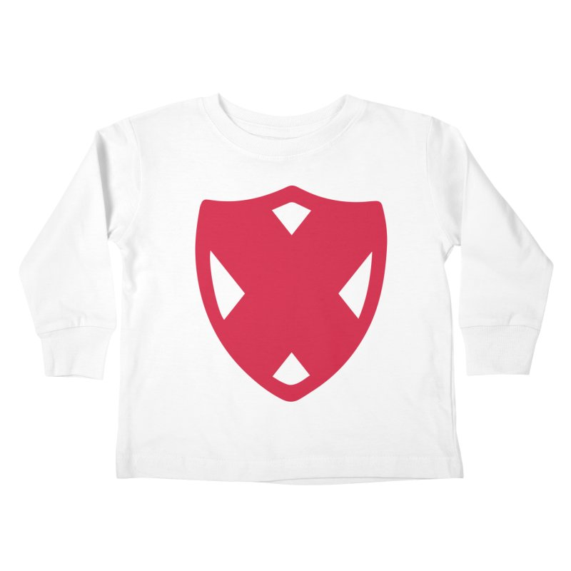 Shield Kids Toddler Longsleeve T-Shirt by Camp St. Andrews