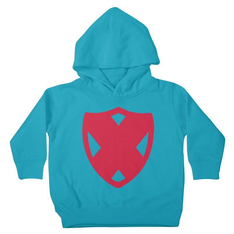 Shield Kids Toddler Pullover Hoody by Camp St. Andrews