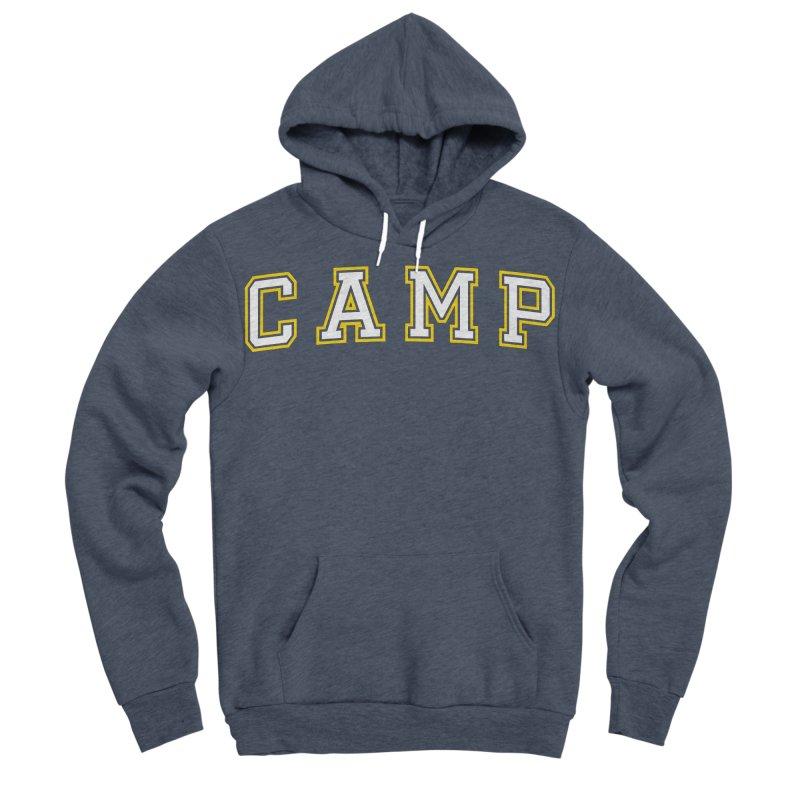 Camp Men's Sponge Fleece Pullover Hoody by Camp St. Andrews