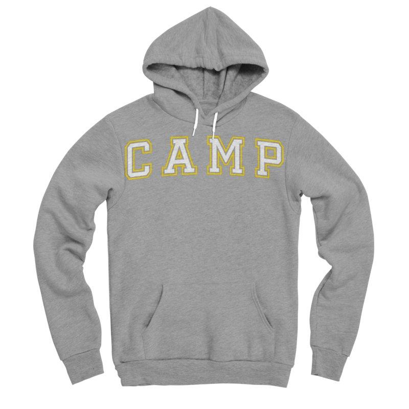 Camp Women's Sponge Fleece Pullover Hoody by Camp St. Andrews