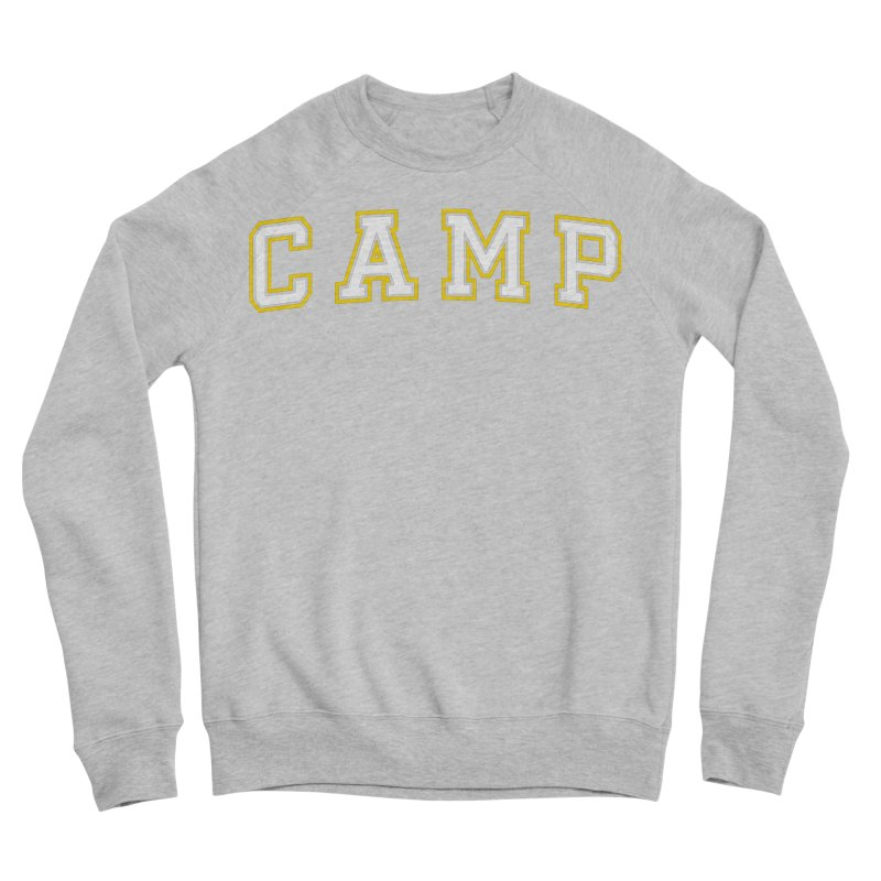 Camp Men's Sponge Fleece Sweatshirt by Camp St. Andrews